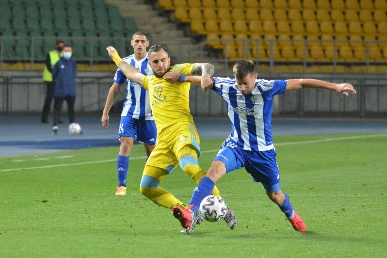 Еуропа лигасы: «Астана» «Будучность» командасына жол берді