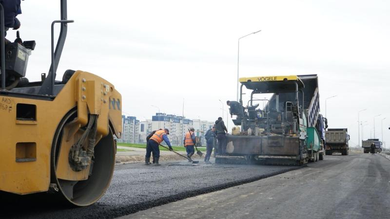 Трассу Омск-Майкапчагай реконструируют в Семее
