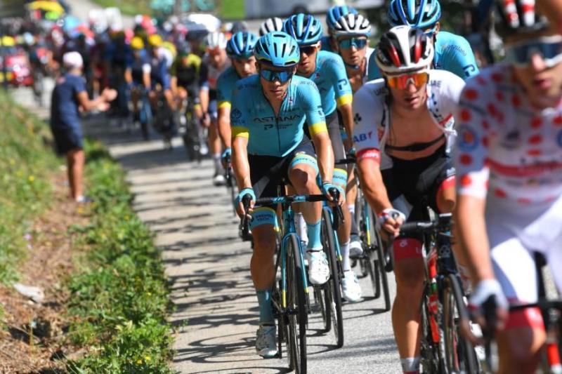 Lopez 3rdin GC after Tour de France Stage 18