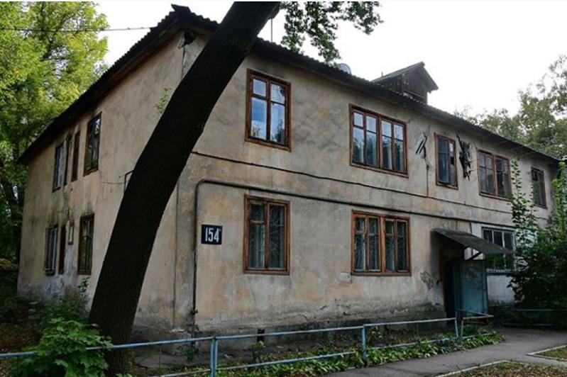 1444 ветхих дома в Алматы: что появится на их месте