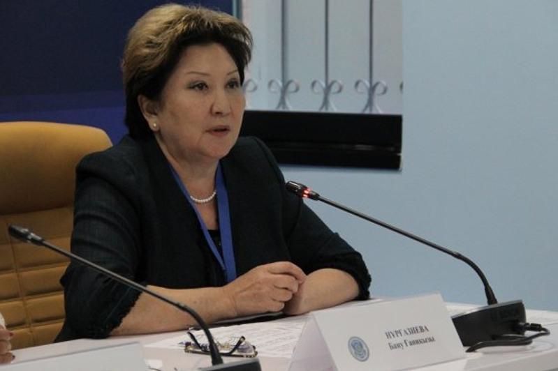 Бану Нургазиева избрана президентом Гражданского Альянса Казахстана