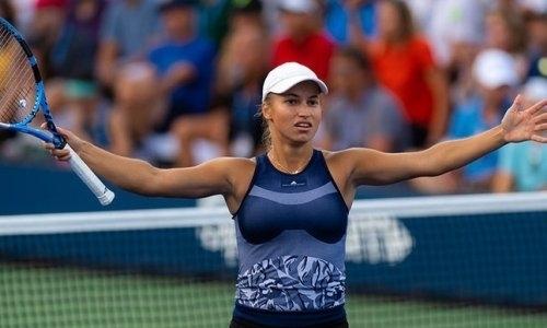 普婷塞娃晋级罗马大师赛第三轮 将对决热巴金娜