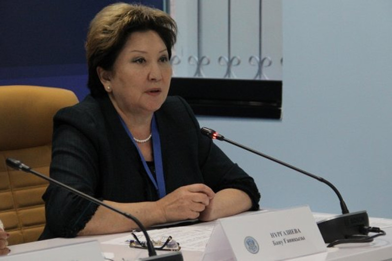 Бану Нұрғазиева Қазақстанның Азаматтық Альянсының президенті болып сайланды