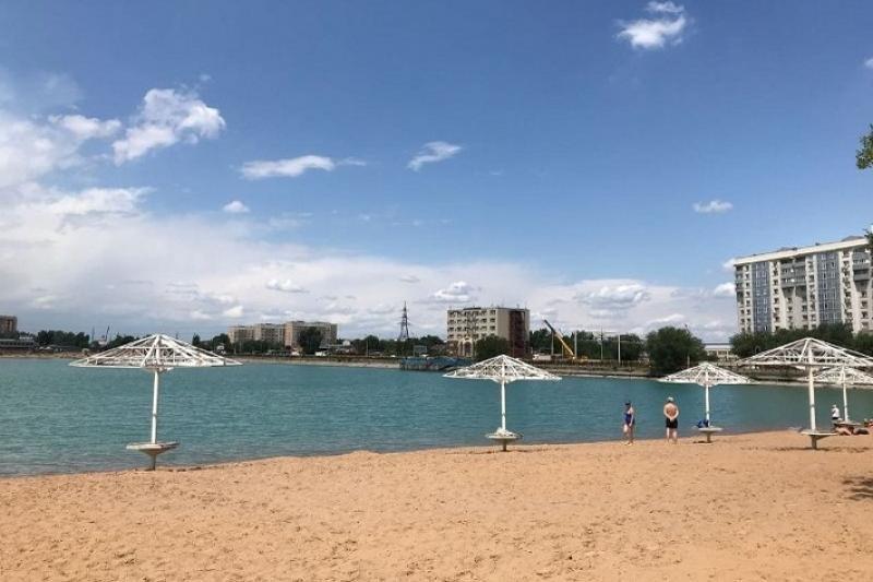 Озеро Сайран станет главным местом экоакции «World Clean up day 2020»в Алматы