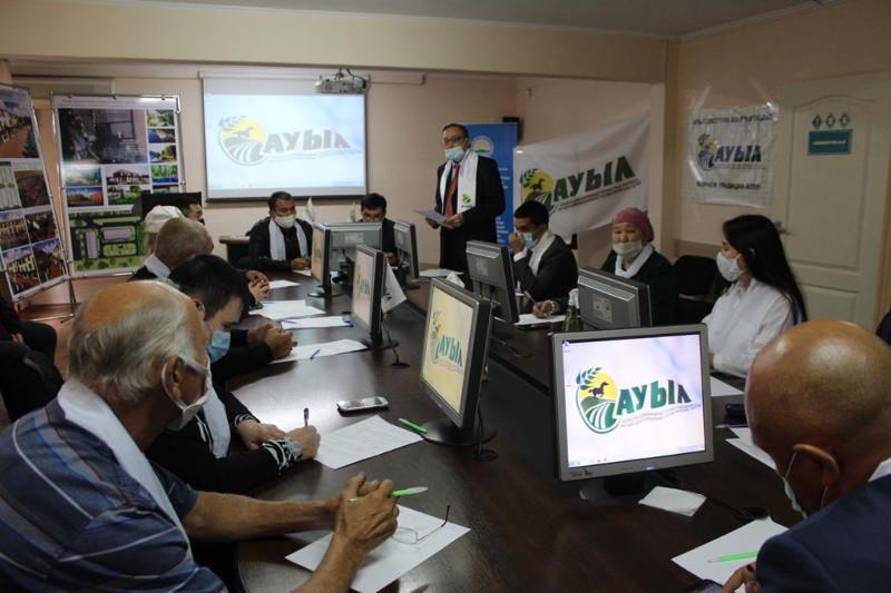 Вопросы по улучшению жизни сельского населения обсудила НДПП «Ауыл» в  ВКО