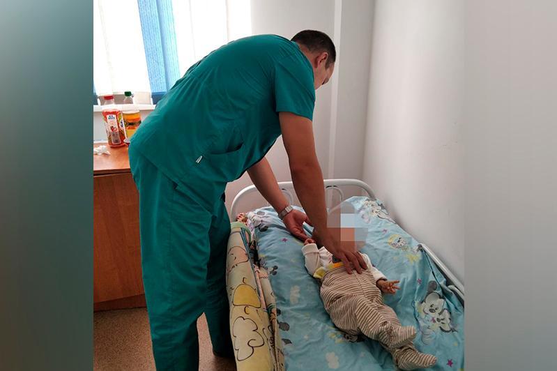 Таразские врачи спасли жизнь годовалому ребенку