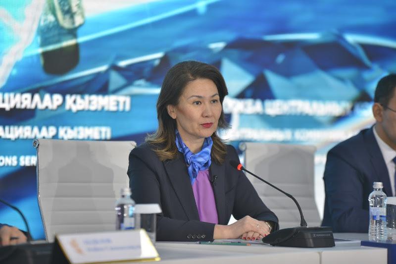Сокращение госслужащих не повлечет дополнительных расходов – Анар Жаилганова