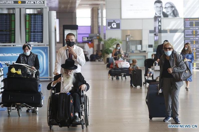 以色列将重新实施全国检疫隔离