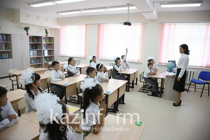 Мектепте дәстүрлі оқытуға қатысты нақты шешім жасалмады