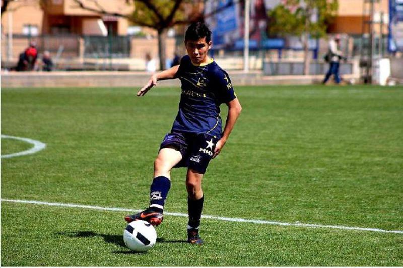 18 жастағы қазақстандық футболшы Беларусьтің жоғары дивизион клубына ауысты