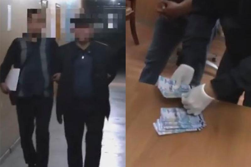 Акима Аягоза задержали по подозрению во взяточничестве