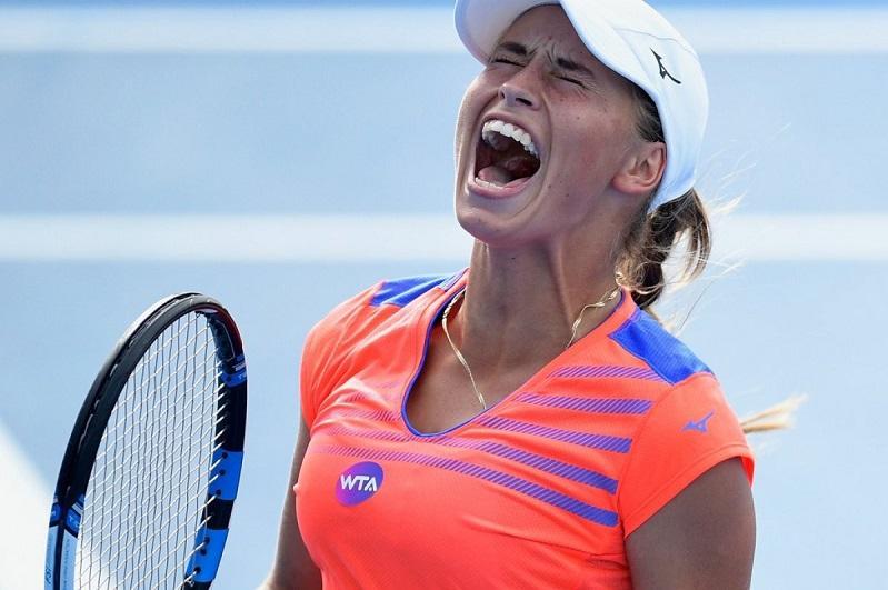 Теннисші Юлия Путинцева Рим турнирінің ширек финалына шықты