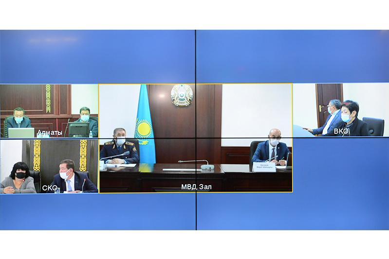 Ключевая роль в реформе местной полицейской службы отводится участковым инспекторам – глава МВД