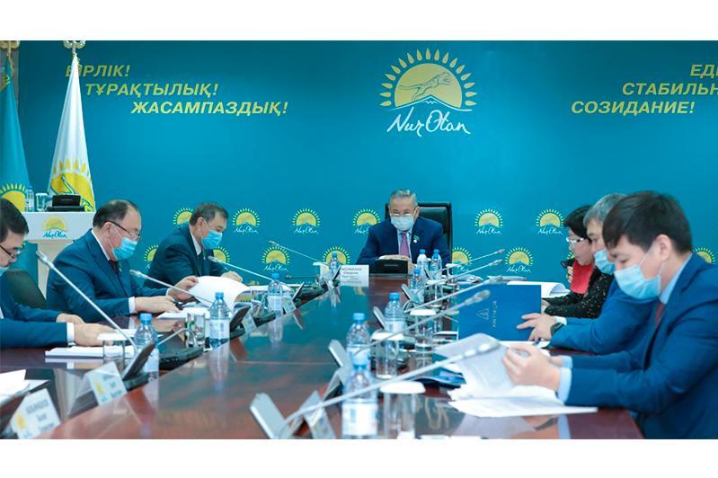 Almaty oblysynda eki jylda 56 basshy qylmystyq jaýapkershilikke tartyldy