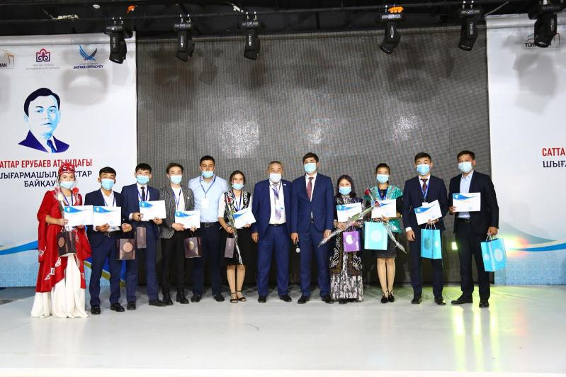 Итоги конкурса творческой молодежи имени Саттара Ерубаев подвели в Туркестане