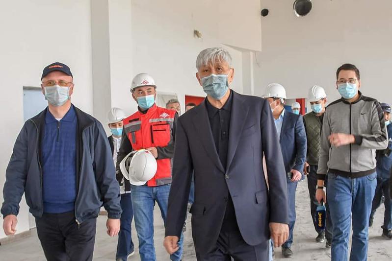 Алматы облысына Премьер-Министрдің орынбасары Роман Скляр келді