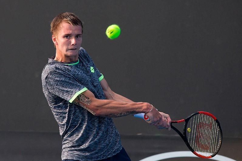 Теннис: Бублик Гамбург турнирінің іріктеу сайысын сәтті бастады