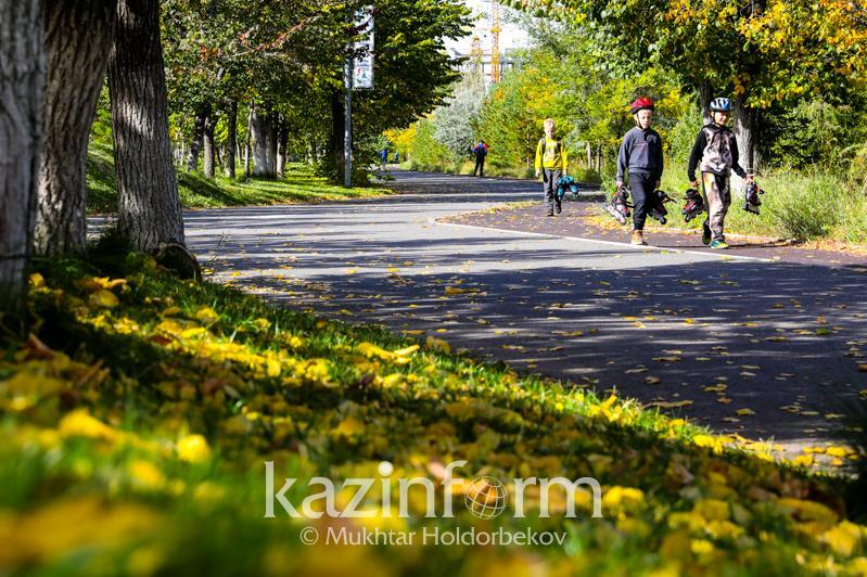 Weather without precipitation to linger in Kazakhstan