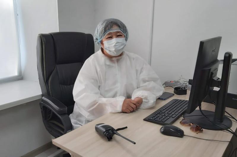 Врач-пульмонолог из Караганды: Мы пытались бороться с тем, с чем столкнулись впервые