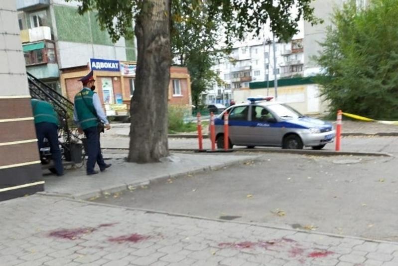 Мужчина напал с ножом на прохожего в Усть-Каменогорске