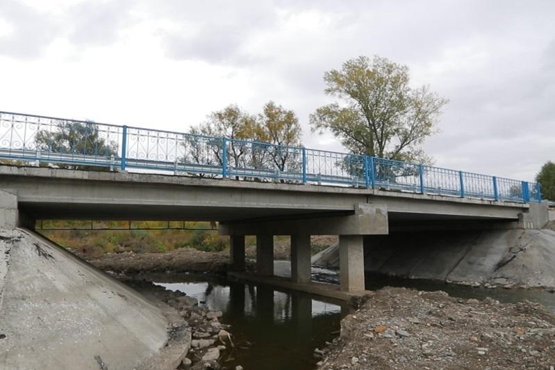 Новый мост сдали в эксплуатацию в ВКО