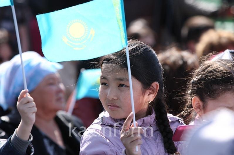 Kazakhstan's population up 1.3 pct