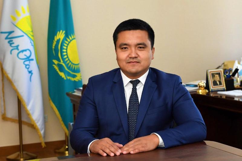 Максат Кикимов назначен заместителем акима Алматы