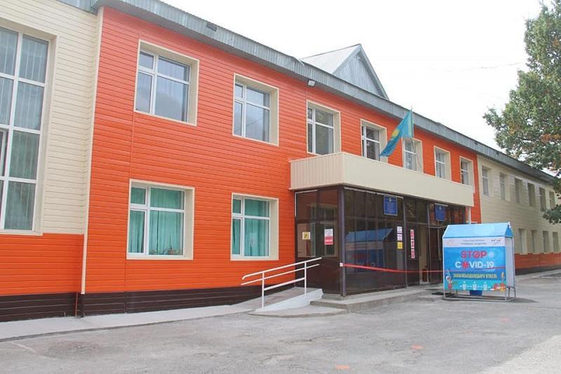 Капитальный ремонт провели в трех школах Тюлькубасского района Туркестанской области