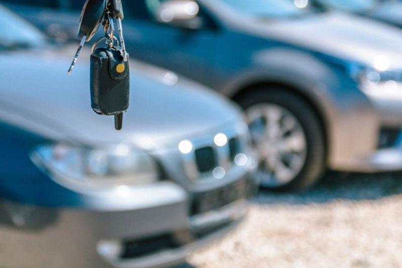 У должника по алиментам изъяли автомобиль в столице