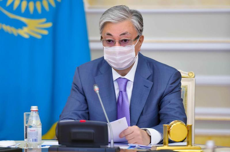 托卡耶夫总统一周工作回顾