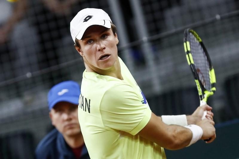 Теннисші Дмитрий Попко Ролан Гаррос турнирінің іріктеу сайысын сәтті бастады