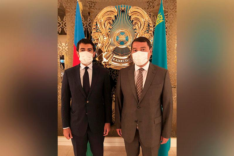 Kazakhstan's trading house to open doors in Azerbaijan