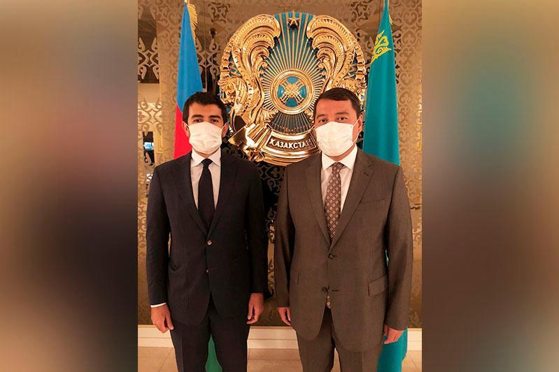 哈萨克斯坦贸易大厦将在阿塞拜疆开业