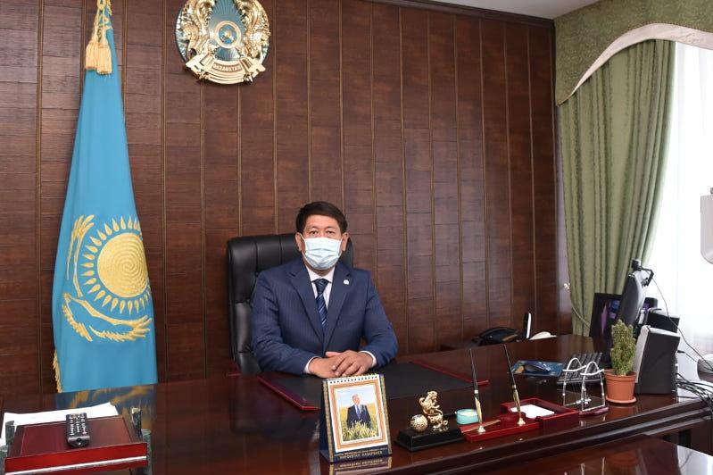 New mayor of Tekeli town appointed