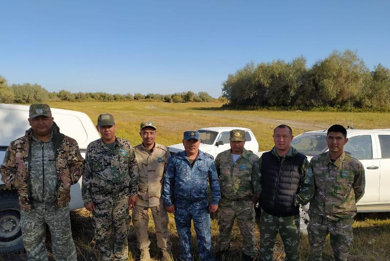 Almaty turǵyny «Qyzyl kitaptaǵy» qusty atyp alǵan