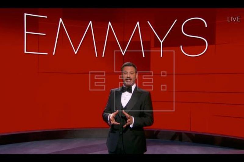 'Schitt's Creek,' 'Succession,' 'Watchmen' dominate historic Emmys
