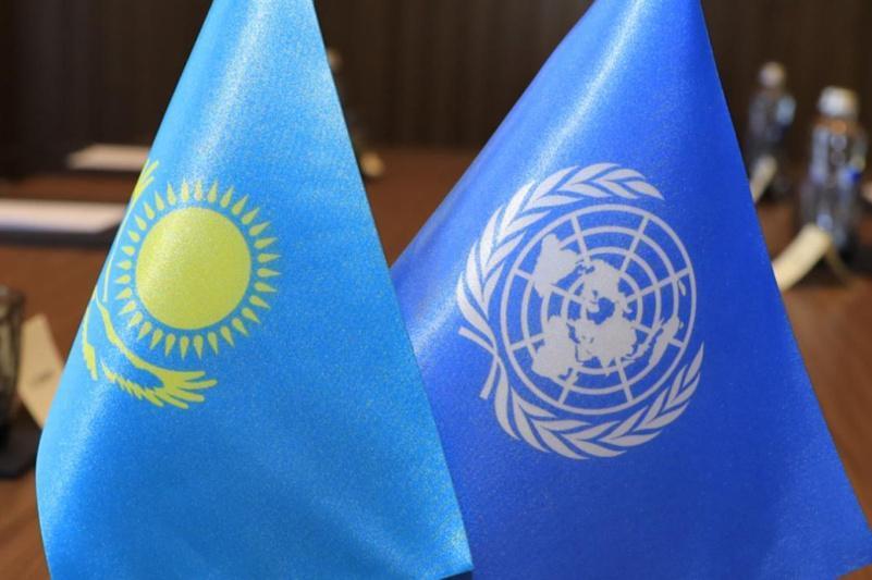 Казахстан принимал участие во всех начинаниях ООН – Касым-Жомарт Токаев