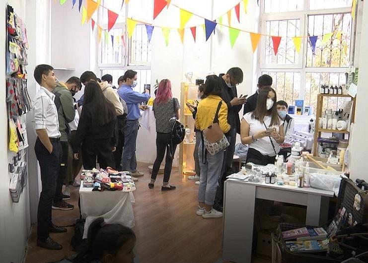 Необычный фестиваль «Шенбер» прошел в Атырау