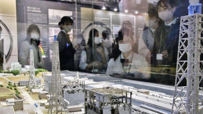 Museum memorializing Fukushima nuclear disaster opens in Futaba