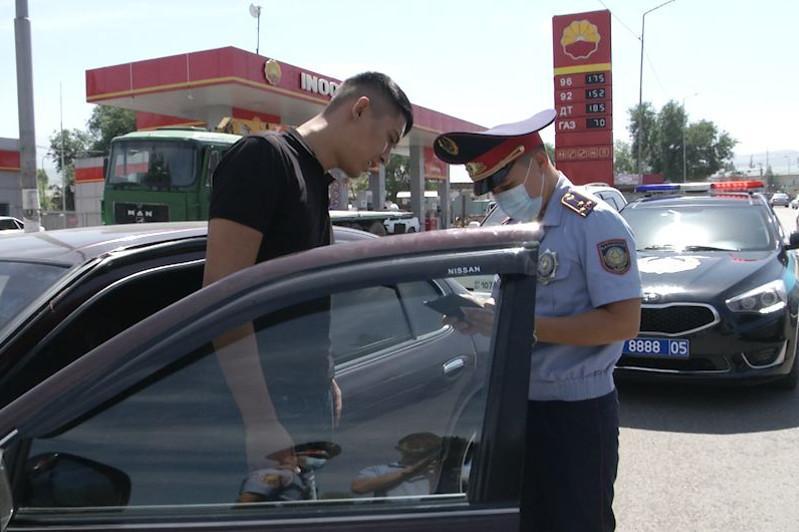 Алматы облысындапатрульдік полициякүшейтілген қызметке көшті