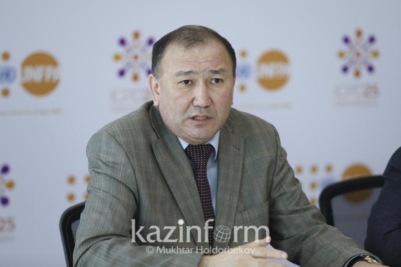 Казахстанцы становятся все более нетерпимыми к коррупции – Марат Башимов