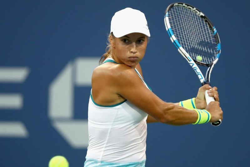 Kazakhstan's Putintseva repeats 2017 WTA success