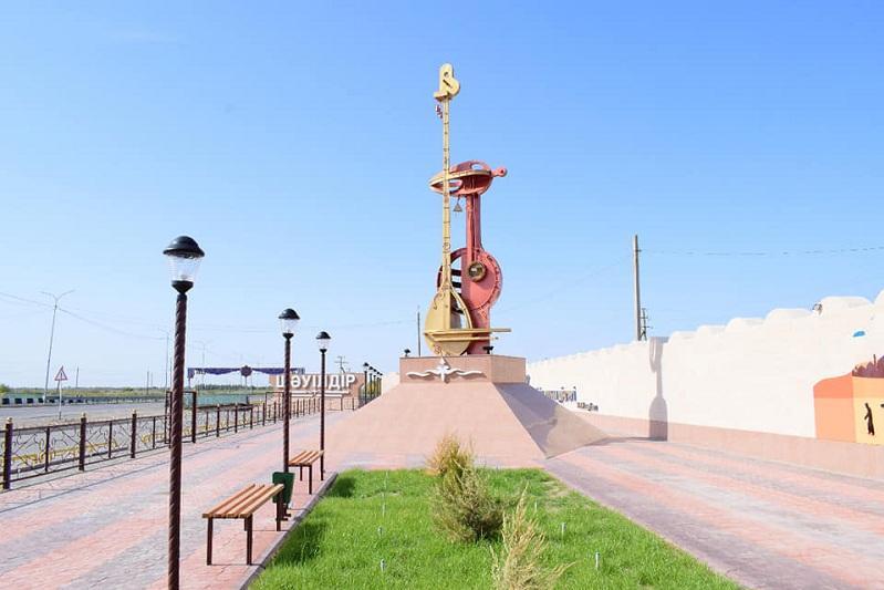 Шесть объектов благоустроят в селе Шаульдер Туркестанской области