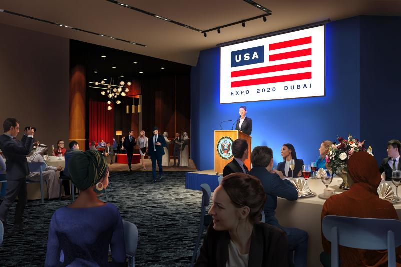 US pavilion construction at Expo 2020 to complete in November: Envoy