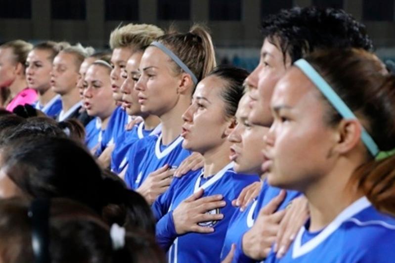 Женская сборная Казахстана проиграла пятый матч из пяти в отборе на ЕВРО-2022