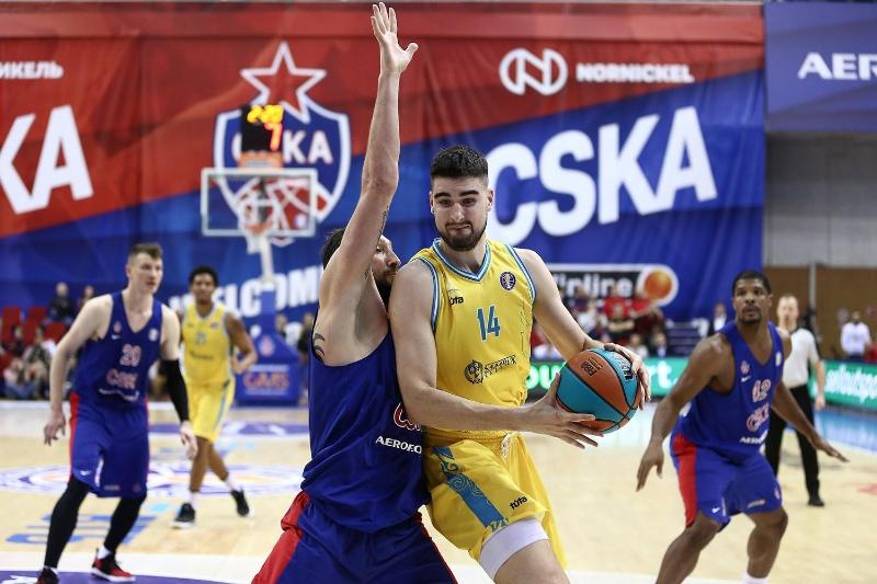 Баскетбольная «Астана» начнет новый сезон Единой лиги ВТБ с матча против ЦСКА
