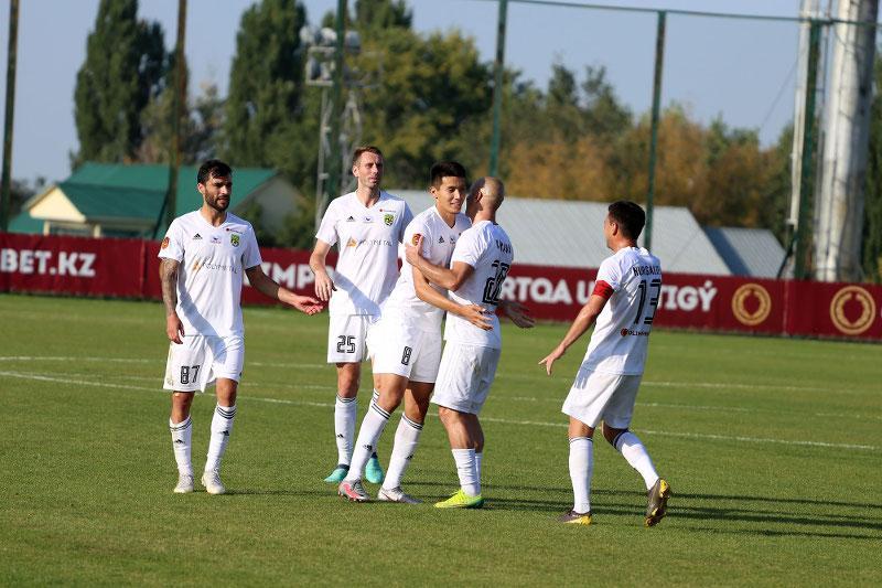 ҚПЛ: «Тобыл» турнир кестесінде екінші орынға көтерілді