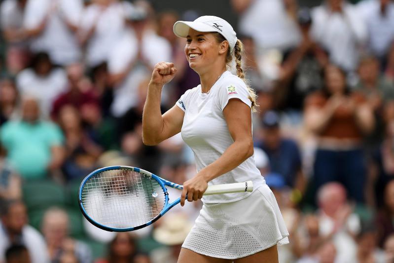 WTA排名:尤利娅•普婷佐娃世界排名提升至第27位