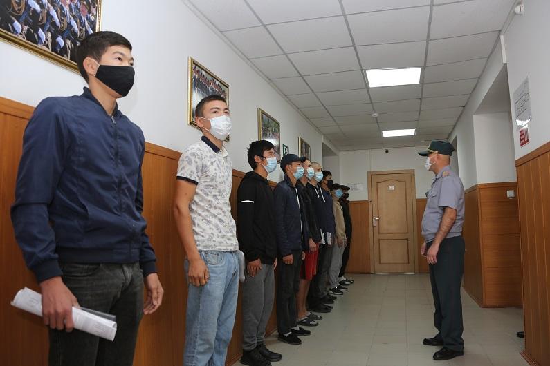 Об особенностях осеннего призыва в Вооруженные Силы рассказали в Атырау