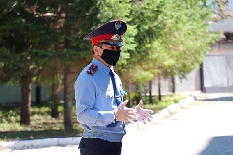 Транспортными полицейскими выявлено почти 30 000 административных правонарушений в РК